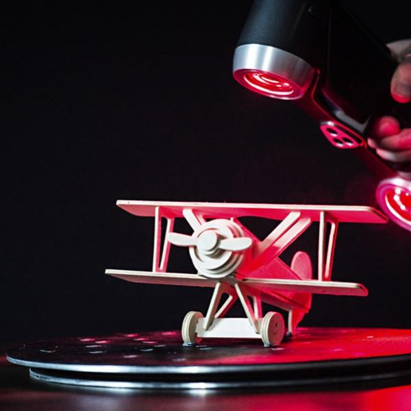 3D Scanning Balform